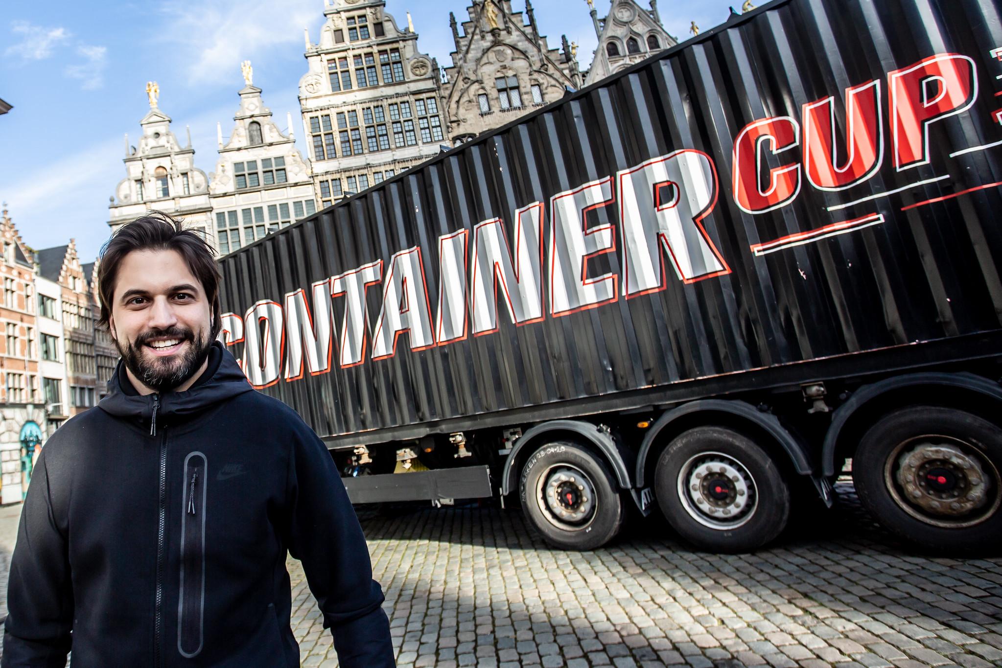 De Container Cup et De Afspraak op Vrijdag : revoir les vidéos