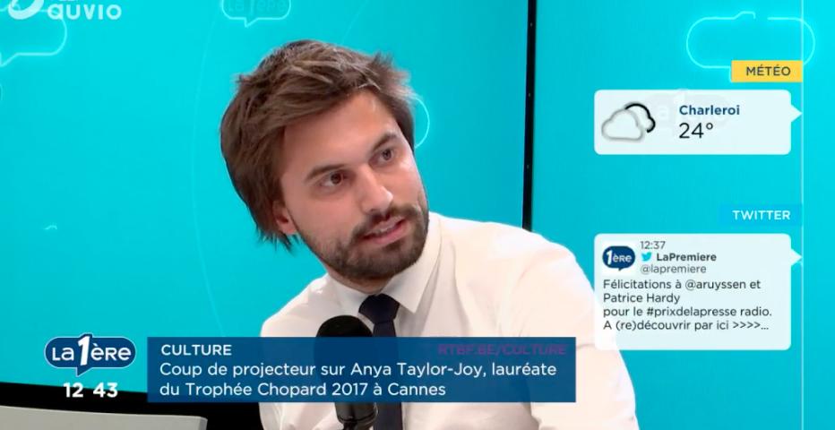 L'invité de Matin Première : Georges-Louis Bouchez